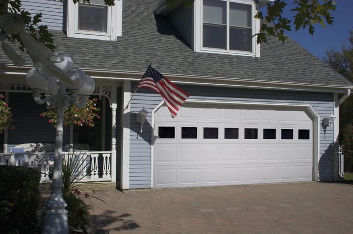 Buildmark Steel Residential Garage Doors Designs