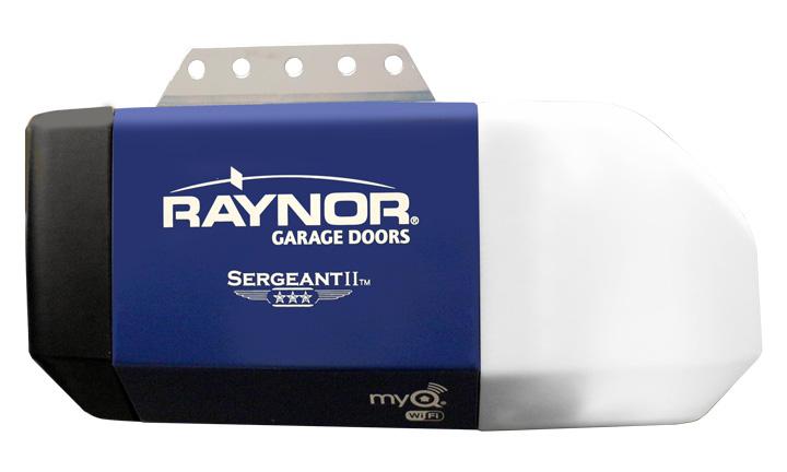 Sergeant II garage door openers