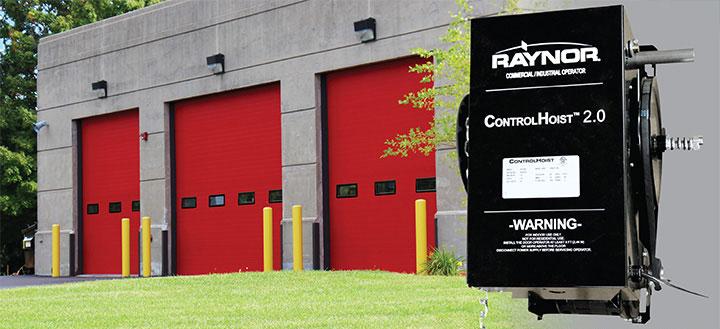 Controlhoist 2 0 Basic Raynor Garage Doors