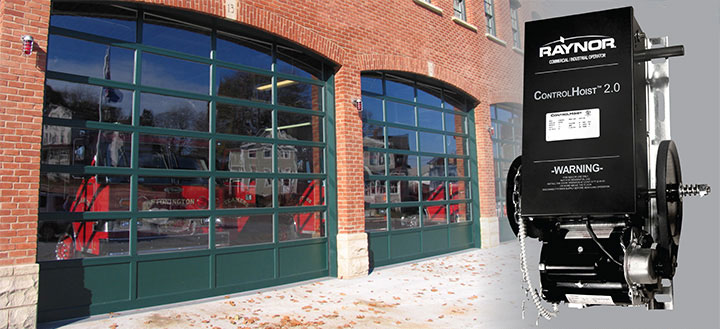Controlhoist 2 0 Standard Raynor Garage Doors