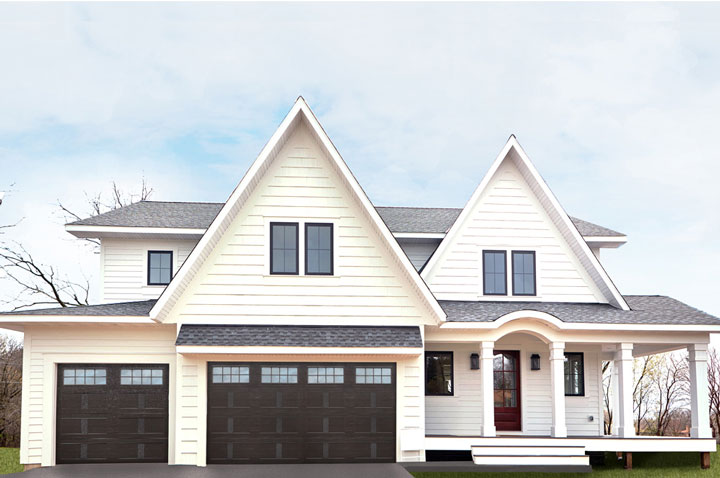 Raynor Country Manor Residential Garage Doors