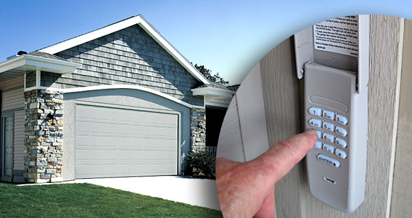 A Keyless Entry Keypad Can Do More Than, Temporary Garage Door Code