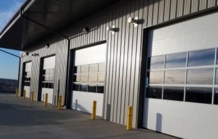 Montrose Garage Door